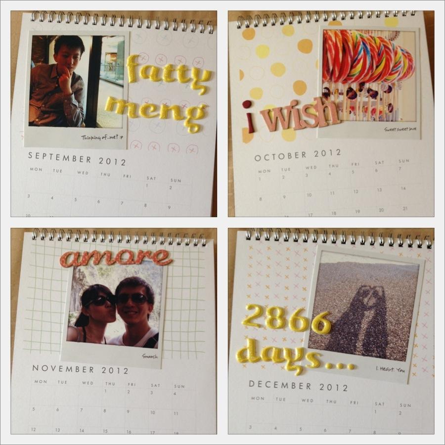 Diy Calendar On Word : Diy calendar happy art house