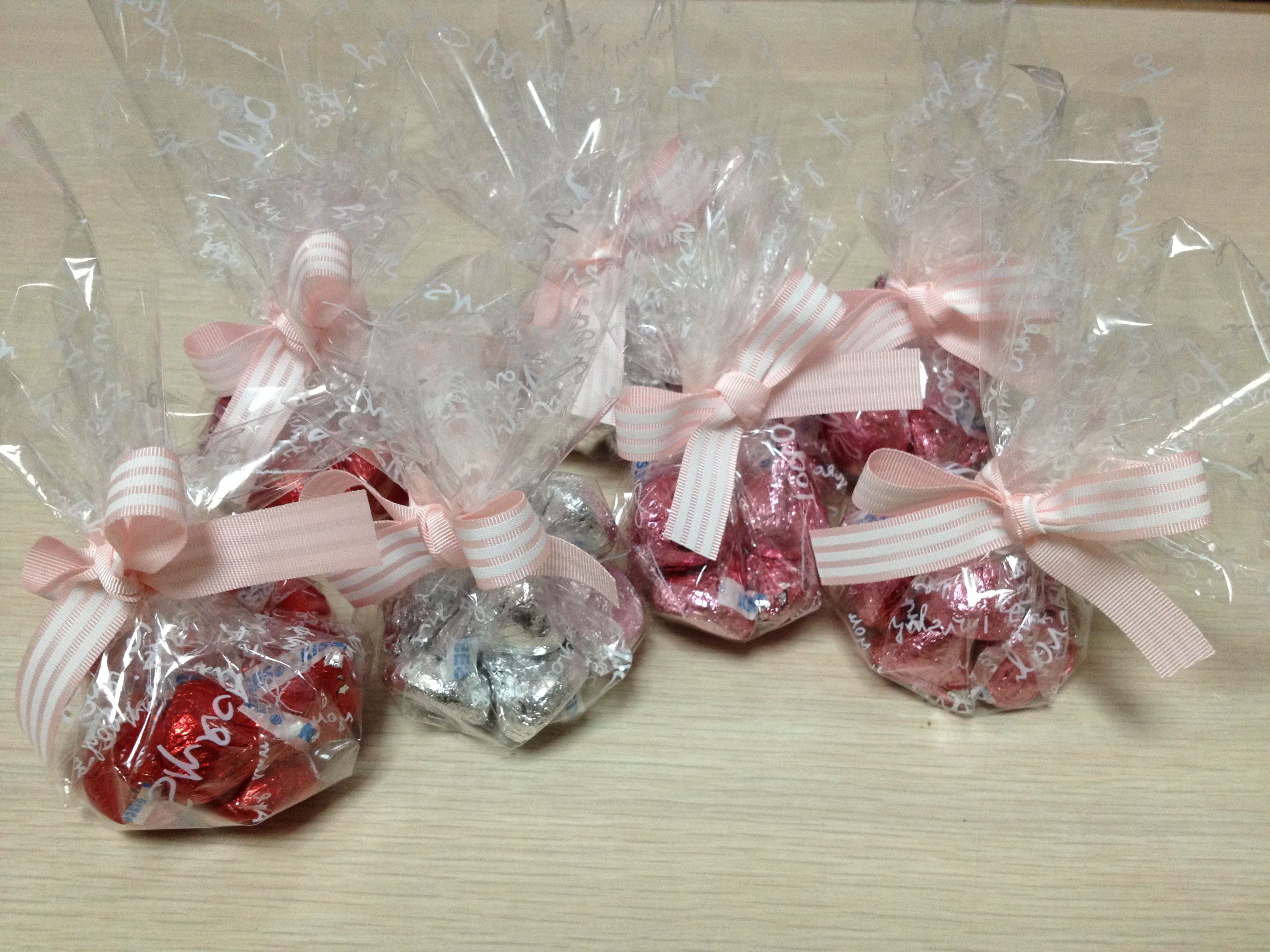 Candy Bags For Friendship Day Happy Art House